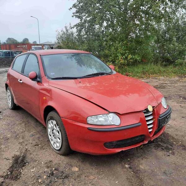 Alfa-Romeo 147 2003 m dalys