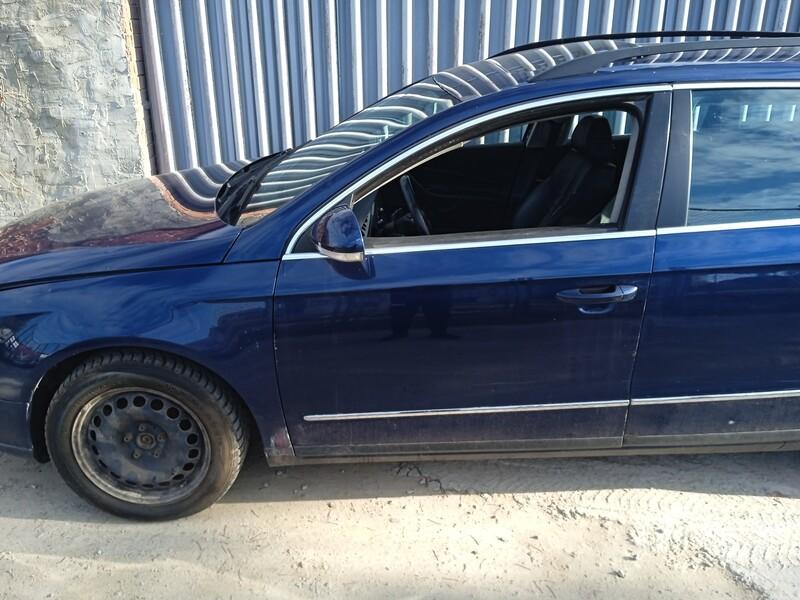 Volkswagen Passat 2007 г запчясти