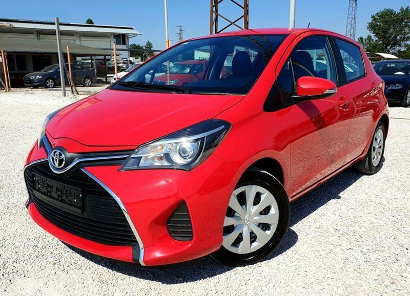 Toyota Yaris 2015 m dalys