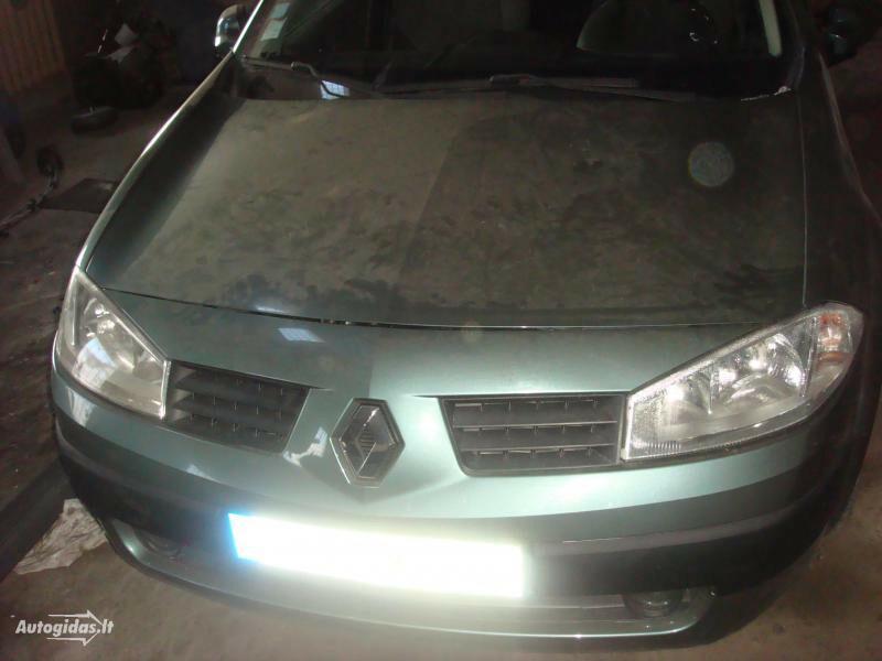 Renault Megane II 2003 m dalys