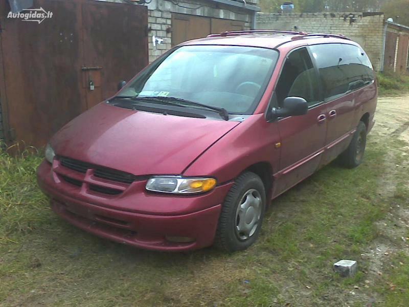 Dodge Grand Caravan 1996 г. запчясти