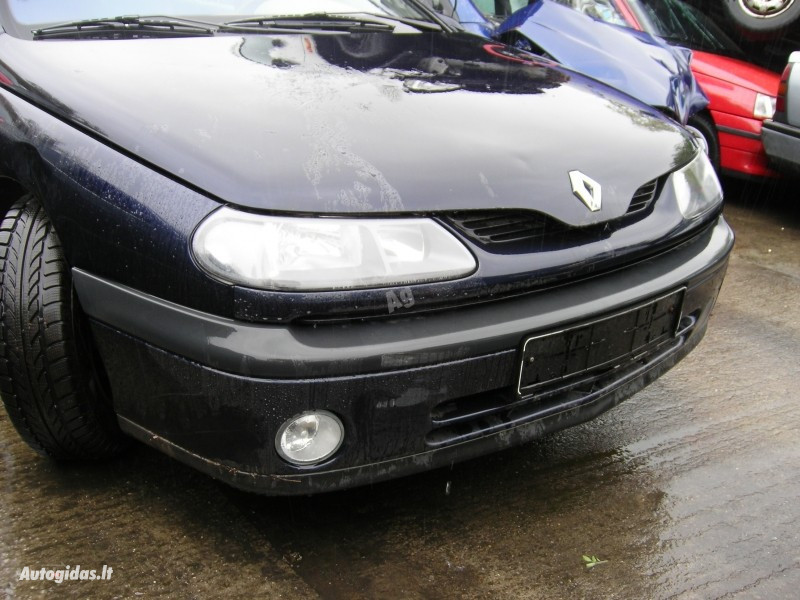 Renault Laguna I 1,9 DTI UNIVERSALAS 1999 m dalys