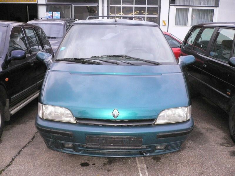 Renault Espace II didelis pasirinkimas 1993 m dalys