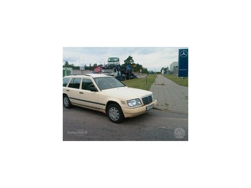 Mercedes-Benz 1994 m dalys