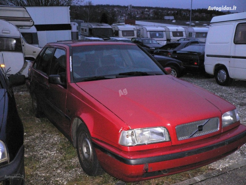 Volvo 440 460 1.8 - 1.9  1994 m dalys
