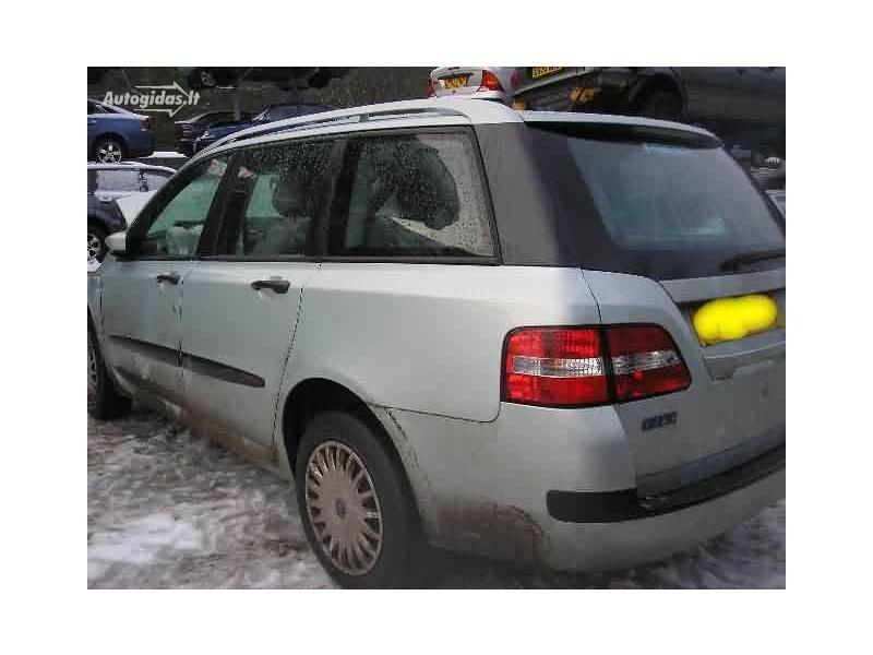 Fiat Stilo 2004 m dalys