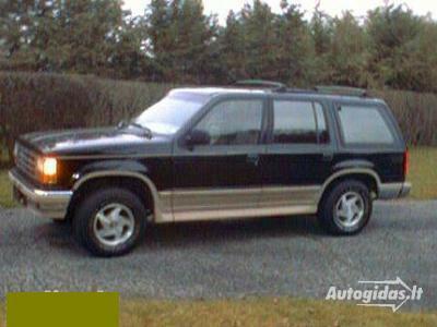 Ford Explorer 1994 m. dalys
