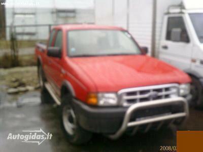 Ford Ranger 2002 m. dalys