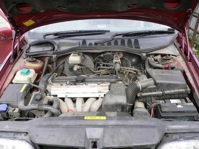 Volvo 850 2,5 10V 1995 m dalys