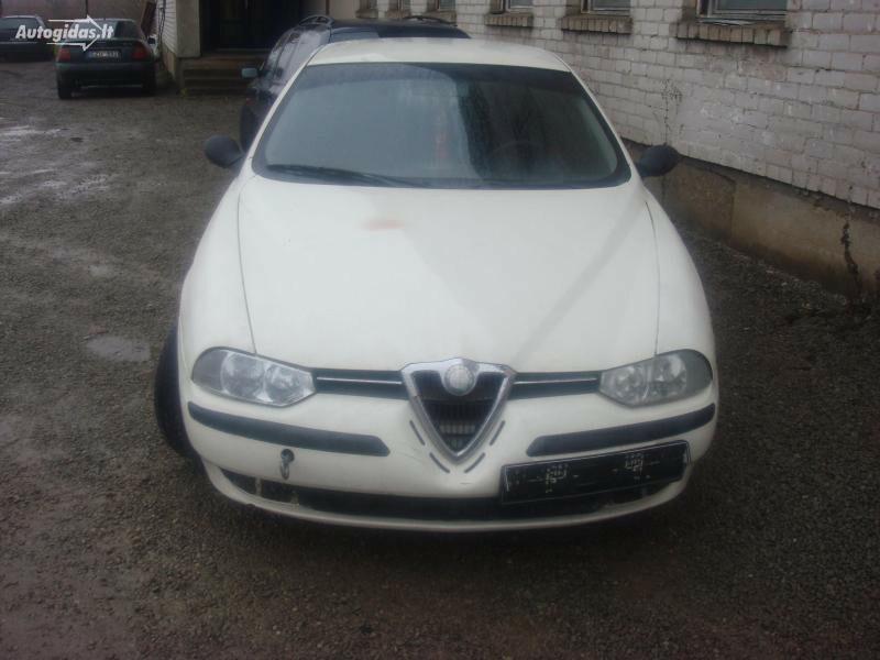 Alfa-Romeo 156 1998 m. dalys