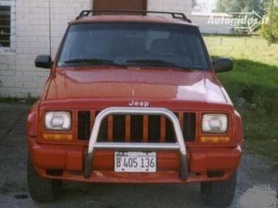 Jeep Cherokee 1996 m dalys