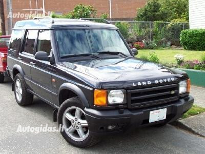 Land-Rover Discovery II 2001 y. parts | Advertit | 1022689539 ...