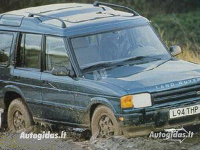 Land-Rover Range Rover 1996 m. dalys