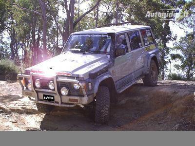 Nissan Patrol GR I Y60 1996 m. dalys