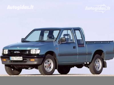 Opel Campo 1991 г. запчясти