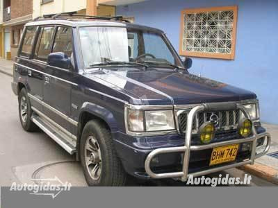 Ssangyong Family 1992 y parts
