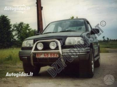 Suzuki Grand Vitara I 2002 y parts | Advertisement