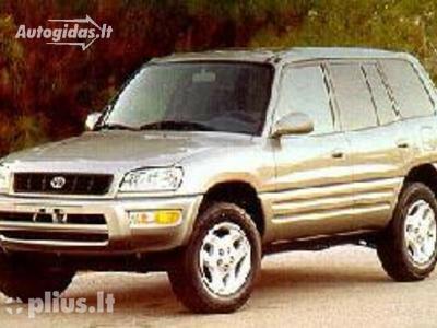 Toyota 1999 m dalys