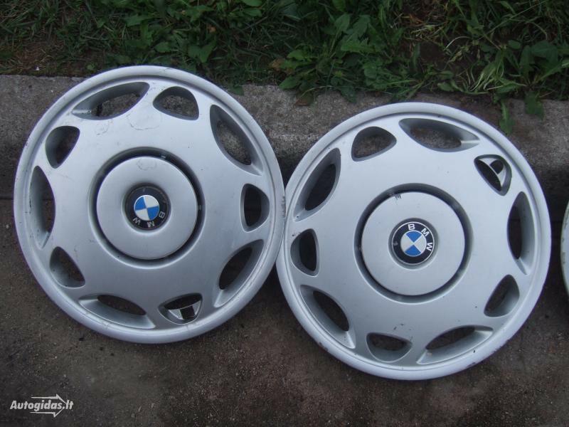 BMW 520 R15 закругленность колеса