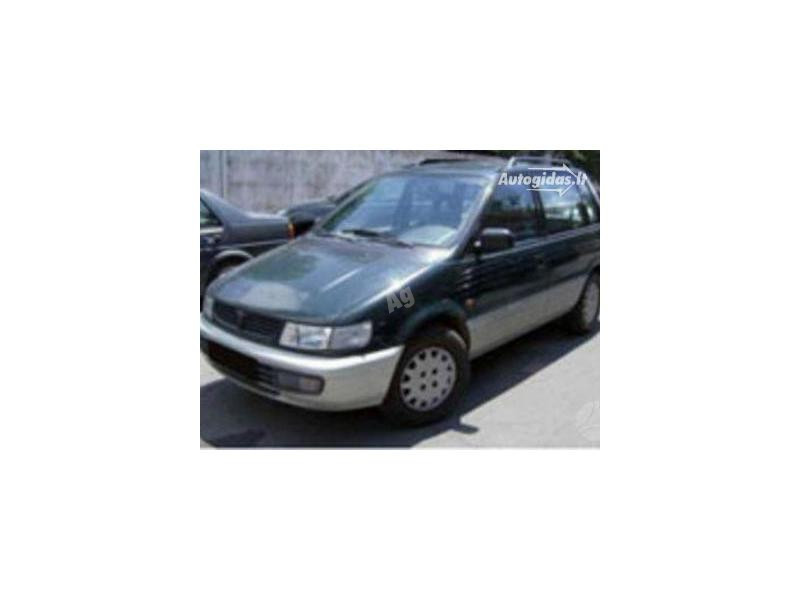 Mitsubishi Space Wagon 1996 г запчясти
