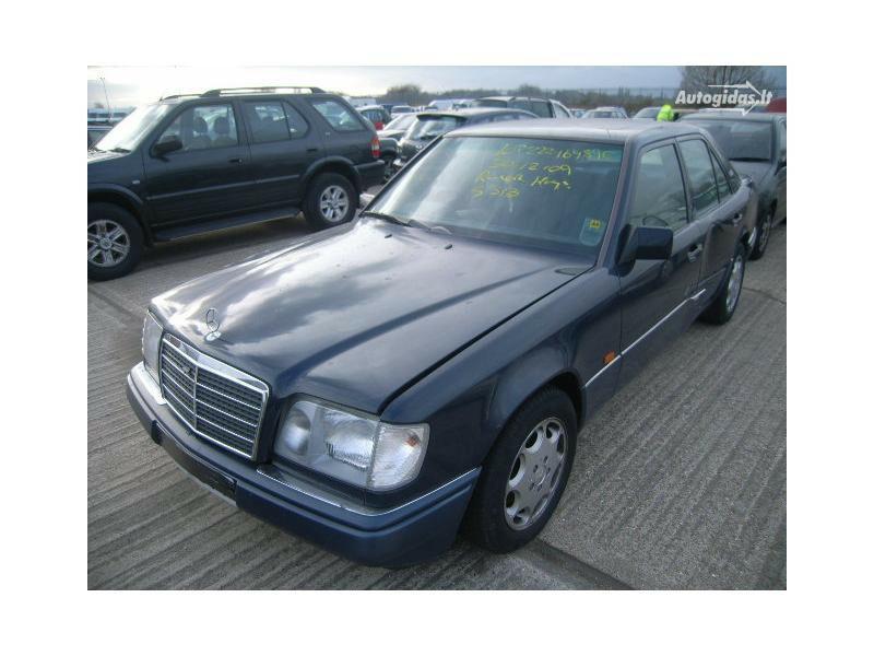 Mercedes-Benz E Klasė 1994 г. запчясти