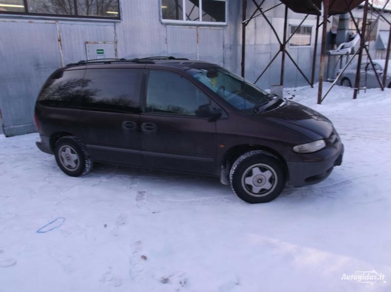 Chrysler Voyager II 1999 y. parts