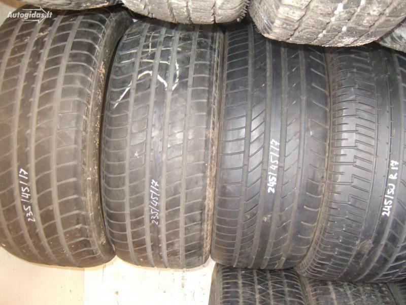 Pirelli R17 summer  tyres passanger car