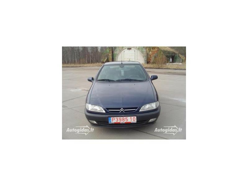 Citroen Xsara 1998 m dalys