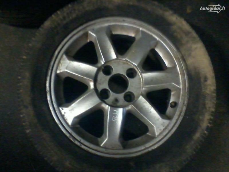 Renault Scenic R16 литые  диски