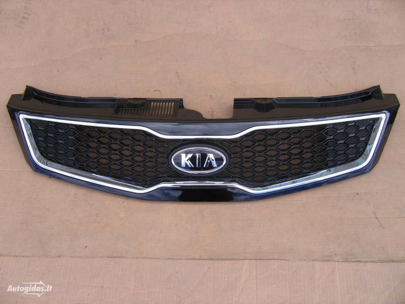 Kia Pro_Cee'd 2011 m dalys