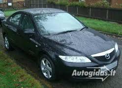 Mazda 6 I 2003 m dalys
