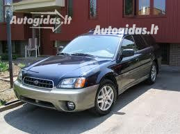 Subaru Outback II 2003 m dalys