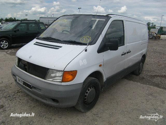 Mercedes-Benz Vito 2001 y parts