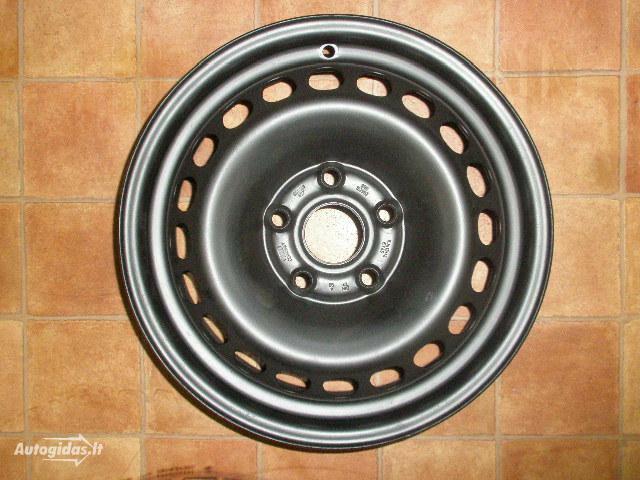 Volkswagen R15 стальные штампованные диски