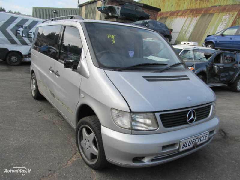 Mercedes-Benz Vito 1999 m. dalys