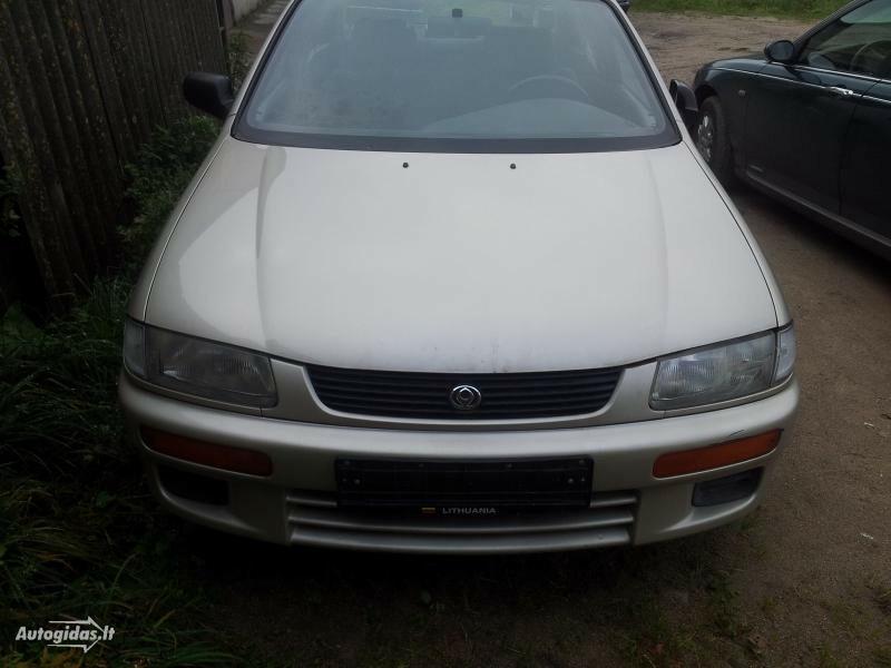 Mazda 323 V 1.5 16V 1996 m dalys