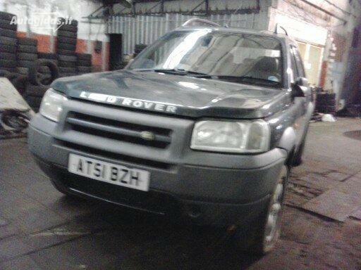 Land-Rover Freelander 2001 m. dalys