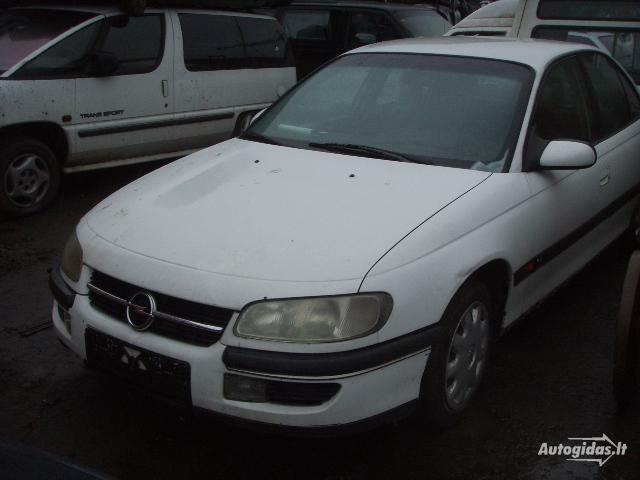 Opel Omega B 1997 y. parts