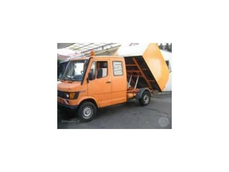 310 210 208 410 savivartis, Van, truck up to 7.5t.  Mercedes-Benz 207 208 209 210 310 1985 y parts