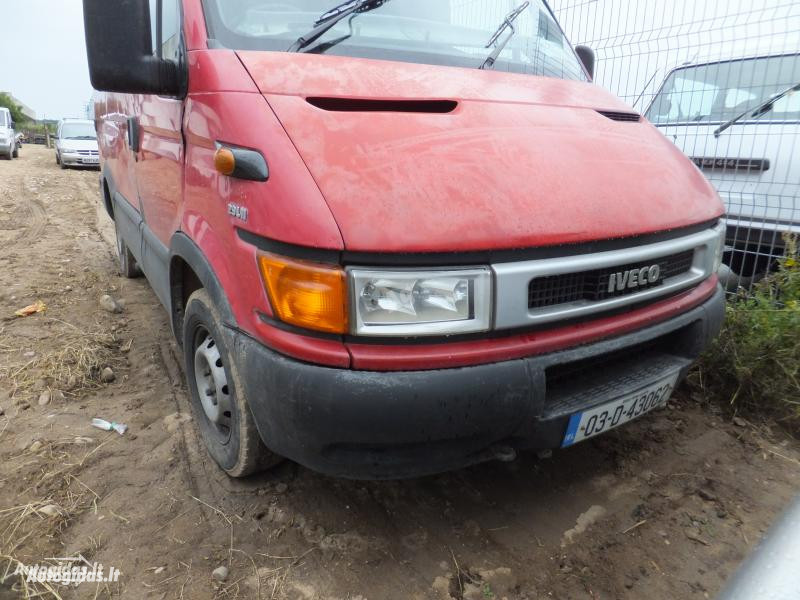Iveco Daily 2001 m. dalys