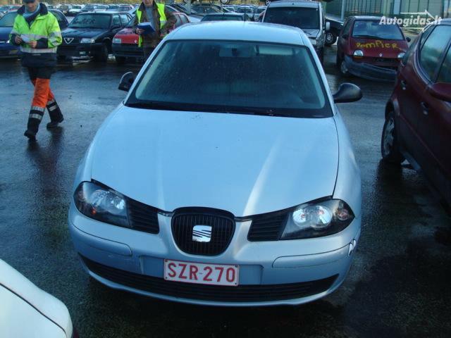 Seat Ibiza AXR 74kw 2006 m dalys