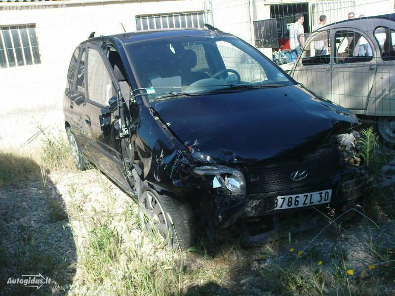 Hyundai Matrix 2007 г. запчясти
