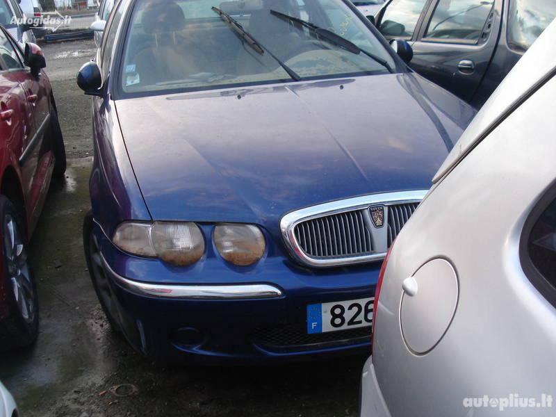 Rover 45 2001 m dalys