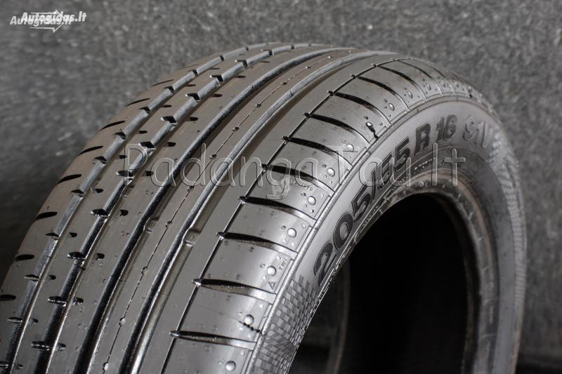 Continental R16 summer  tyres passanger car