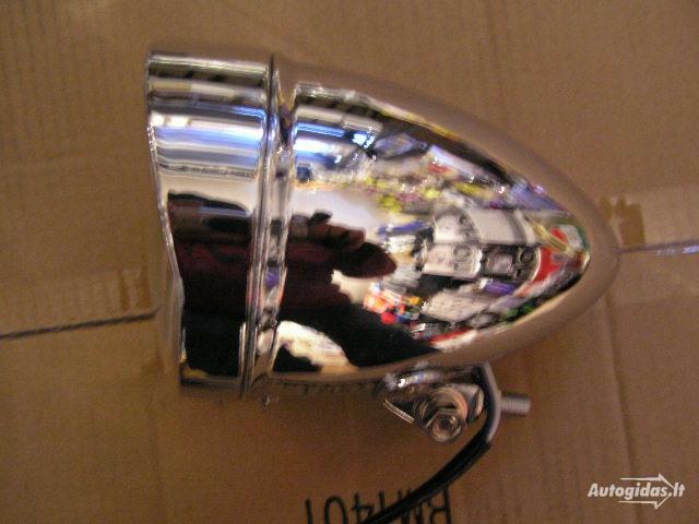Čioperis  Kawasaki Zephyr 2005 y. parts