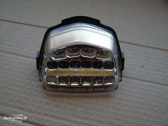 Superbike  Honda CBR 2008 y. parts