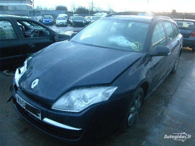 Renault Laguna III 2009 m dalys