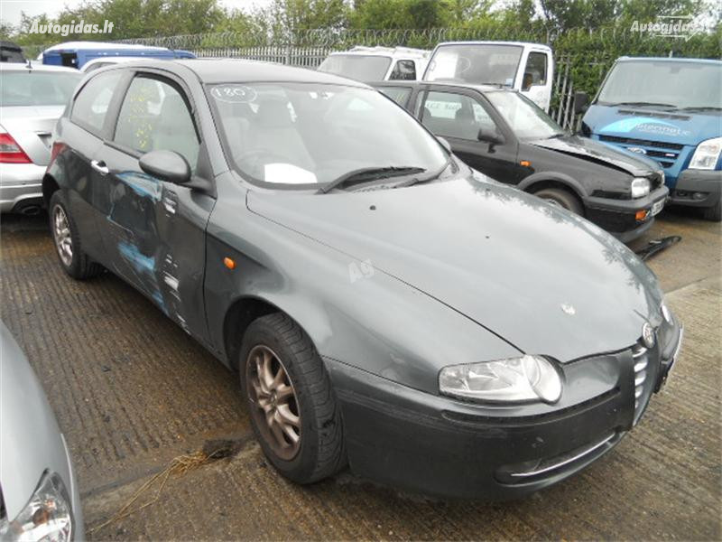 Alfa-Romeo 147 Twin Spark 2002 y parts