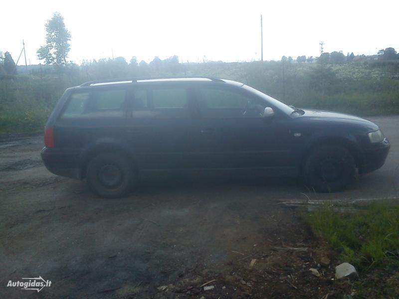 Volkswagen Passat B5 dalys urmu 1999 m. dalys