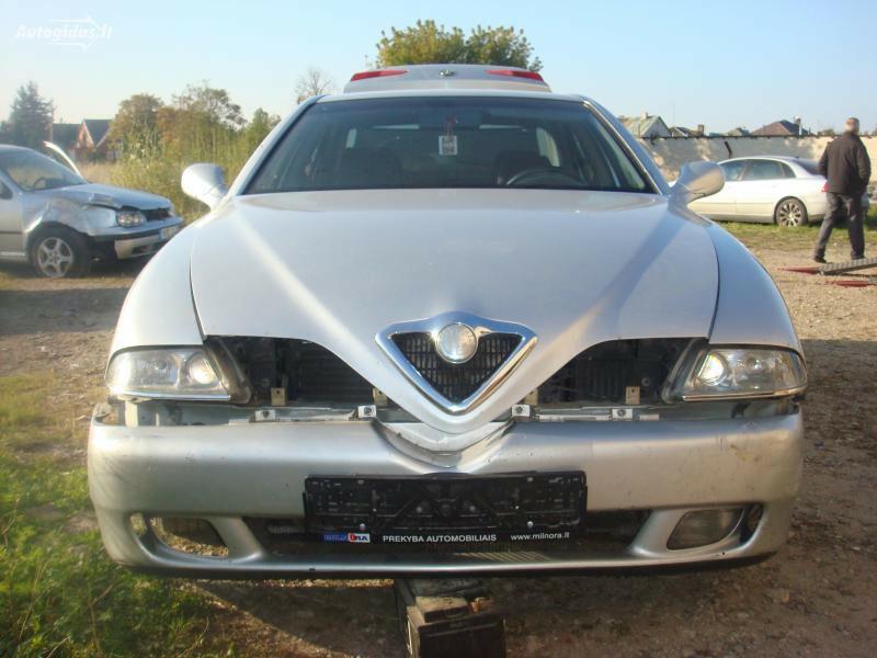 Alfa-Romeo 166 1999 m. dalys